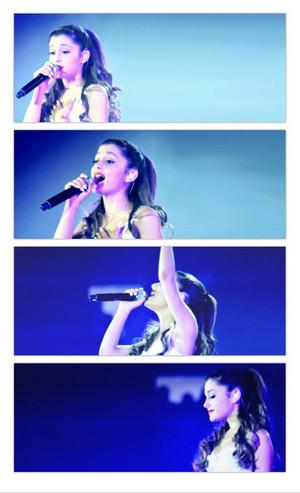Ariana Performing