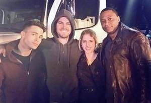 Arrow Cast 2.23 BTS