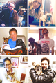 Arrow Cast With Dogs