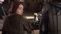 Arya Stark and Sandor Clegane - arya-stark photo