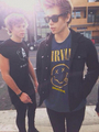 Ashton and Luke
