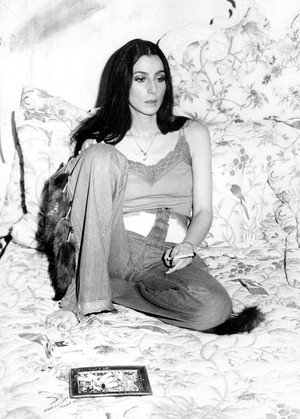 At Home With Cher