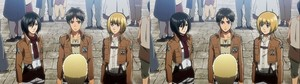 Attack on Titan Animation