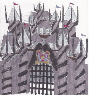 BSFH concept art- गढ़, महल Westergard डिज़ाइन 1