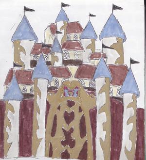 BSFH concept art- गढ़, महल Westergard डिज़ाइन 2