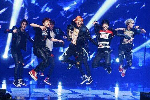 BTS jump Shot