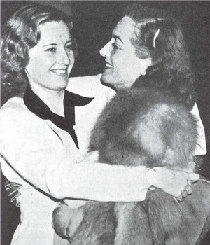 Barbara Stanwyck & Joan Crawford