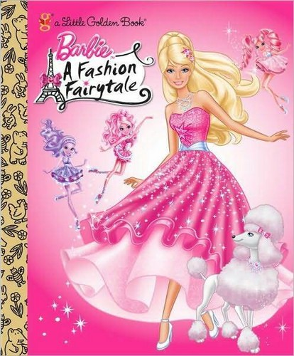 Barbie In a Fashion Fairytale! wallpaper possibly containing Anime called Barbie A Fashion Fairy Tale