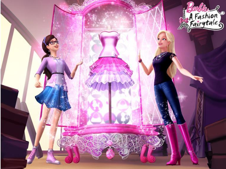 Fashion Fairytale Barbie A Fashion Fairy Tale