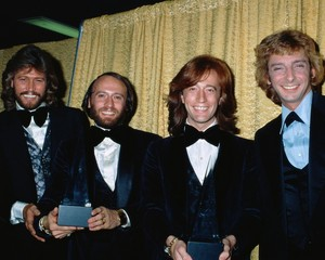 Barry Backstage With The Bee Gees Gees