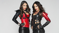 Bella Twins as Legion of Doom