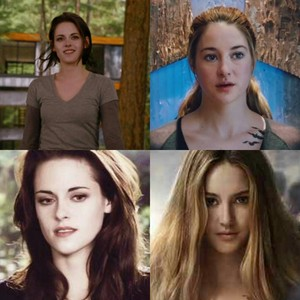 Bella and Tris