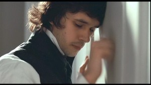 "Ben Whishaw as John Keats in ""Bright Star"""