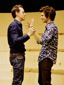Ben and Andrew Scott