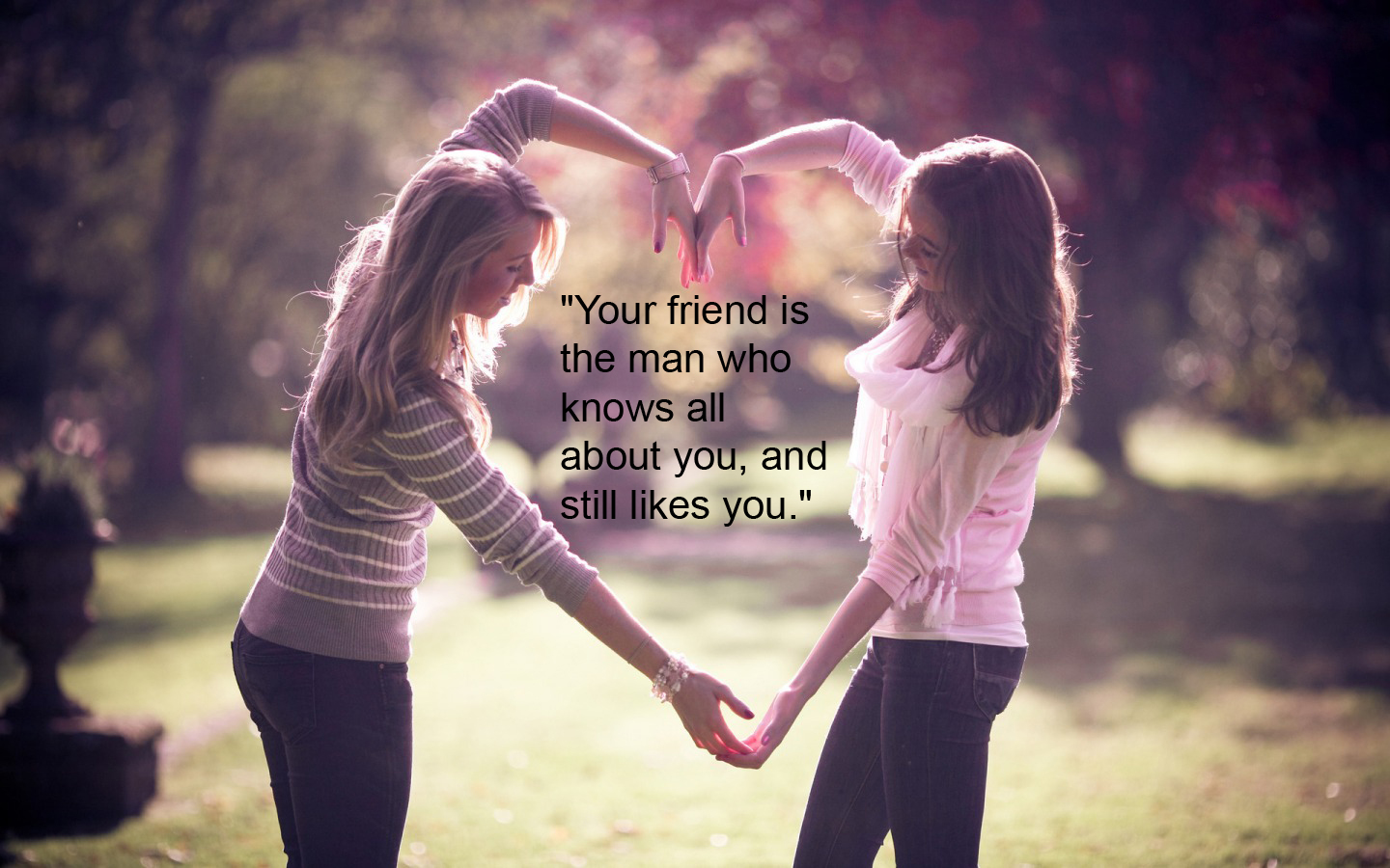 Best Friends Forever! (BFF) Images Best Friend Quote HD Wallpaper And  Background Photos