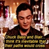 Blair & Chuck picha called Blair and Chuck