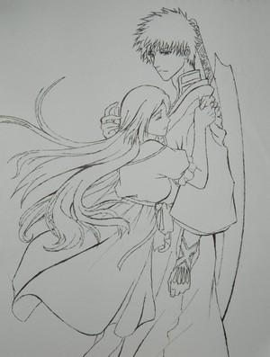 Bleach - Ichihime por latria28