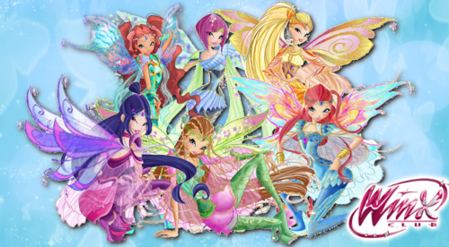 The Winx Club wallpaper titled Bloomix Wallpaper.