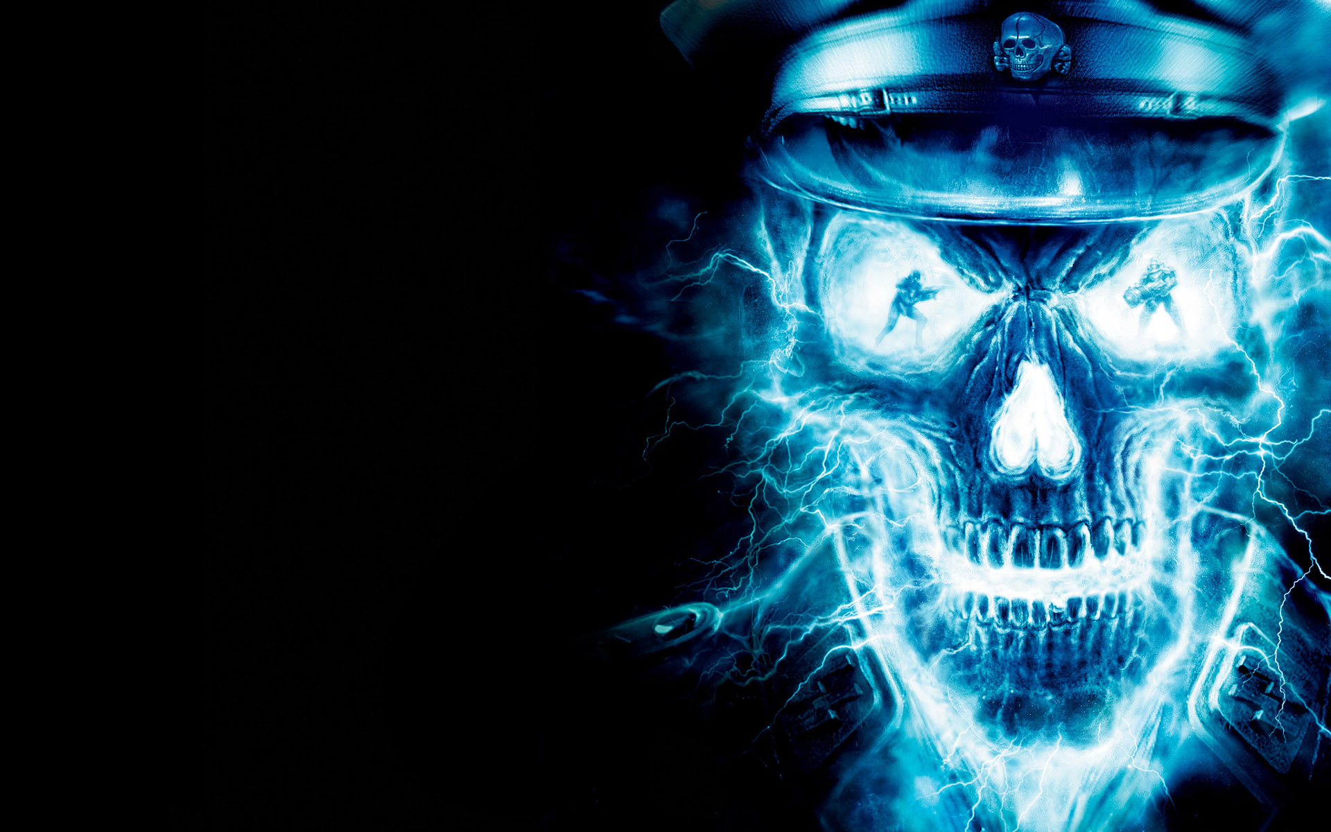 the ghost rider images blue ghost rider hd wallpaper and background