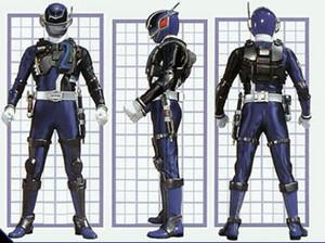 Blus swat mode