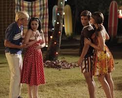 Brady, Lela, Tanner, Mack