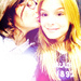 Brighton Sharbino and Lauren Cohan