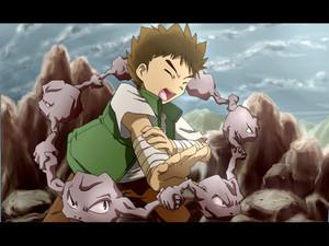 Brock fanart