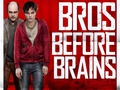 Bros before brains - warm-bodies wallpaper