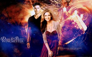 Buffy and Dean Winchester