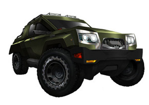 Bulkhead Vehicle