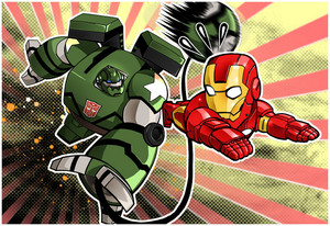 Bulkhead vs ironman