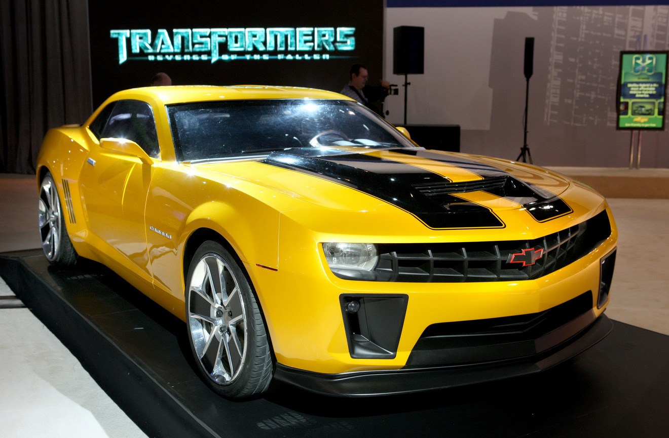 Bumblebee Car The Transformers Photo 36975765 Fanpop