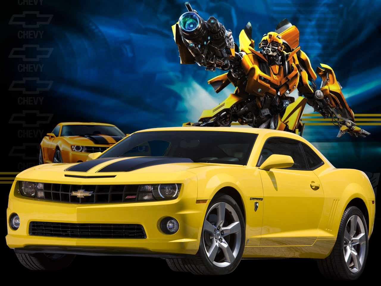 Bumblebee the transformers wallpaper 36901555 fanpop - Transformers bumblebee car wallpaper ...