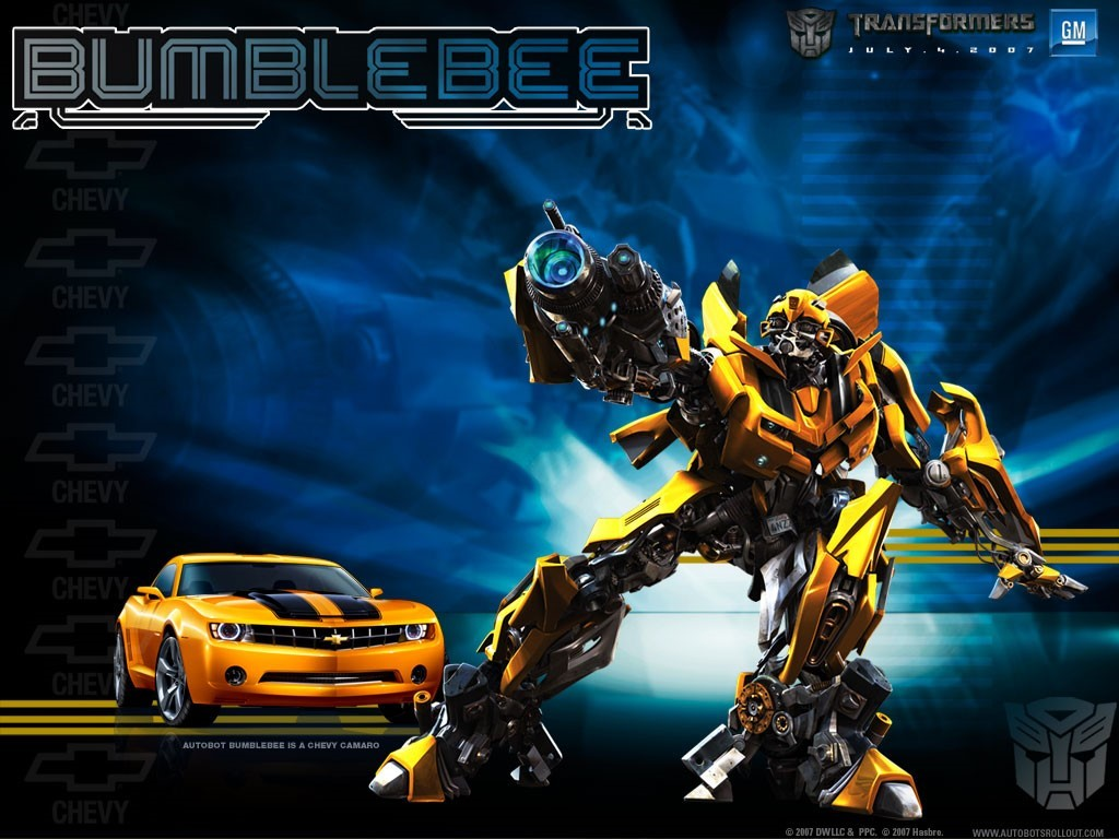 The Transformers images Bumblebee HD wallpaper and background photos ...