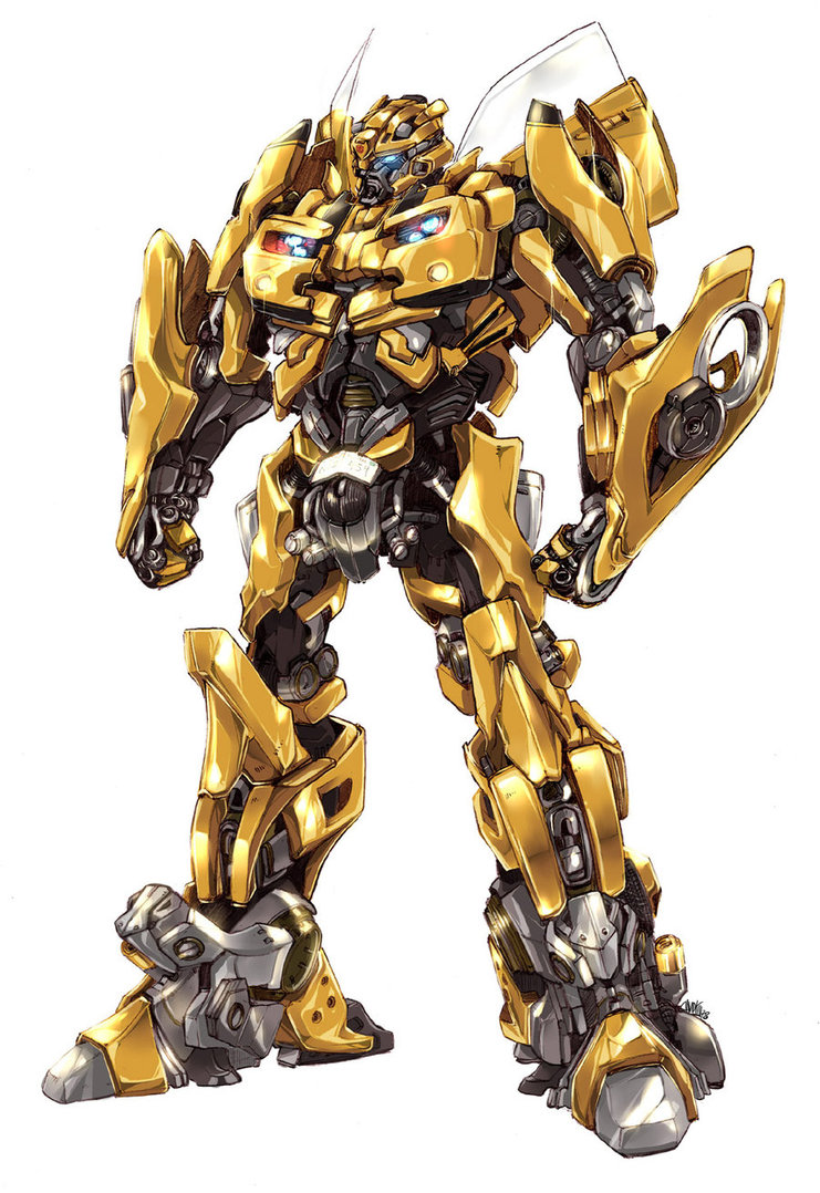 Bumblebee - The Transformers Fan Art (36912272) - Fanpop