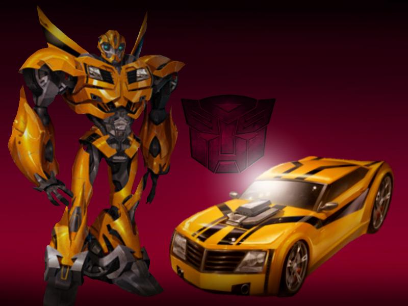 Bumblebee - The Transformers Wallpaper (36916897) - Fanpop
