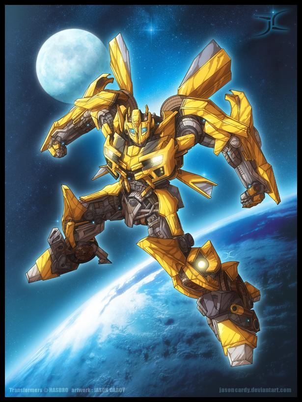 Bumblebee The Transformers Fan Art 36937174 Fanpop
