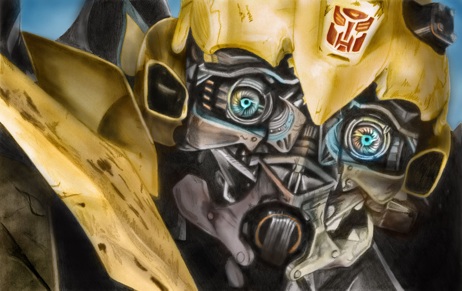The Transformers Images Bumblebee Hd Wallpaper And