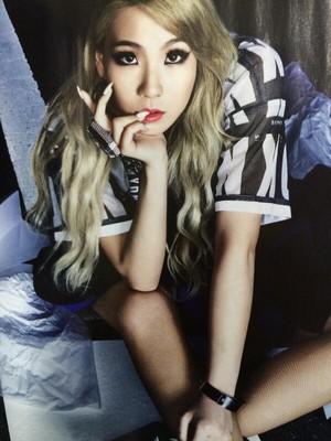 CL 'Harper's Bazaar' May Issue 2014