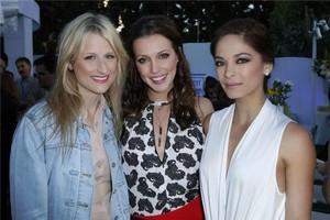 CW các nữ diễn viên
