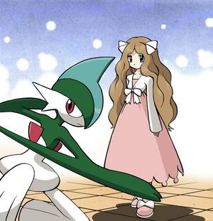 Caitlin Pokemon Special por Kirlia02