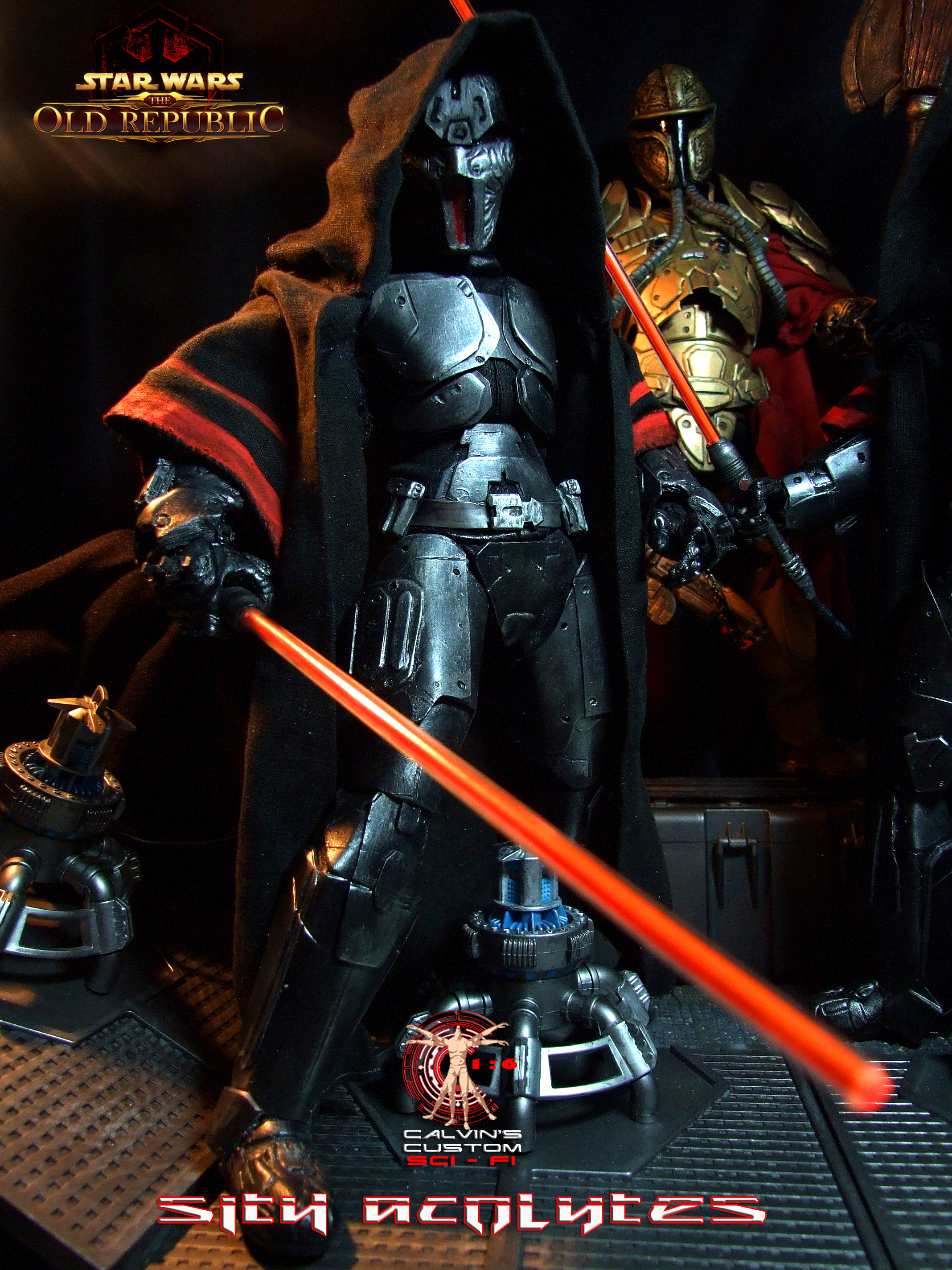 Swtor Sith Logo Swtor Sith Acolyte Figures