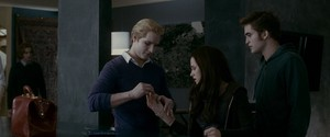 Carlisle Bella and Edward