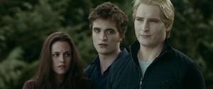 Carlisle Edward and Bella