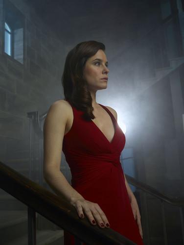 S ê ri phim truyền hình Hannibal hình nền probably with a cốc-tai, cocktail dress titled Caroline Dhavernas as Dr. Alana Bloom
