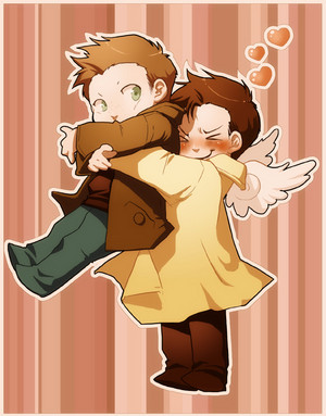 Castiel/Dean
