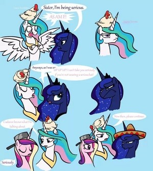 Celestia and Luna Stuff