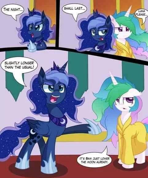 Celestia and Luna Stuff