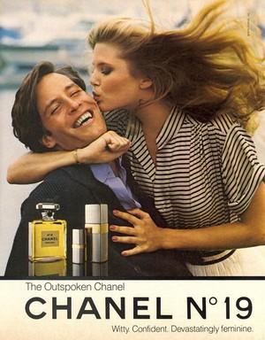 Chanel No. 19 ad