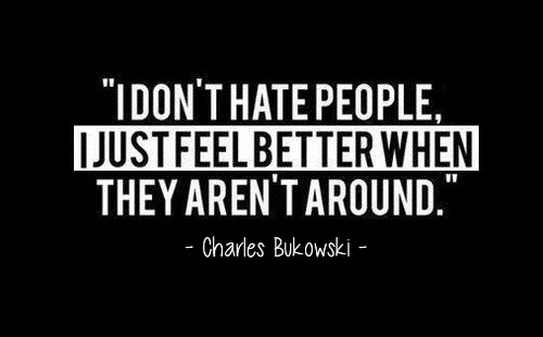 Quotes wallpaper titled Charles Bukowski